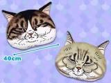 世にも不思議な猫世界 ダイカットフェイスクッション Part2