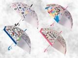 キャラクター子供ジャンプ傘55cm