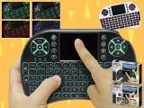タッチパッド搭載ワイヤレスキーボード