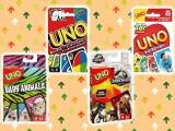 UNO カードゲーム 4種アソート