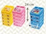 ディズニー 5段収納BOX