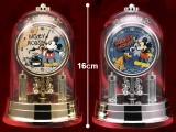 ミッキーマウス BEYOND IMAGINATION プレミアムスイングドームクロック