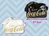 コカ・コーラ エナメルショルダーバッグVER3