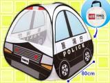 トミカ パトロールカー型テント