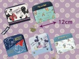 ディズニーキャラクター二つ折り財布AS