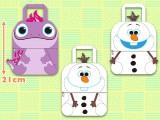 アナと雪の女王2コロっとランチバッグ