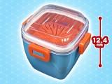 ムーミン4点ロックサラダランチBOX(キッチン)