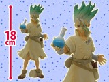 Dr.STONE FIGURE of STONE WORLD-造形の科学-石神千空