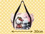 和柄キティ BIGバルーントートバック(4026)