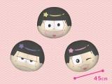 【セール台】おそ松さん やわらかもっち~りクッションvol.2