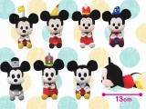 MICKEY MOUSE 90TH ANNIVERSARY &y♡u 大集合キーチェーンマスコット