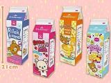 リラックマ リラックマーケット 牛乳パック型ポーチ