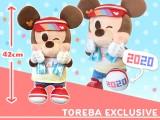 【トレバ限定】ディズニー ミッキーマウス メモリアルBIGぬいぐるみ~Cheerスタイル~