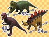 恐竜リアルBIGフィギュア