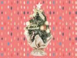 BIGサイズ! クリスマスツリー50CM