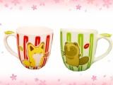 【セール台】タヌキとキツネ マグカップ~お茶でほっとひといき~