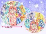 スター☆トゥインクルプリキュア ラウンドクッションVer2