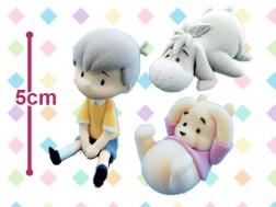 ディズニーキャラクター Cutte! Fluffy Puffy ~くまのプーさん~