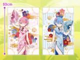 "Re:ゼロから始める異世界生活 メガジャンボクッション""ラム&レム""Dragon-Dress Ver."