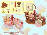 リラックマ Sweets & Sweets ケーキおもちゃ