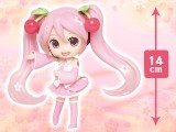 桜ミク Dolly Crystalフィギュア