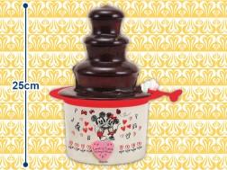 ミッキー&ミニー Love♥Loveシリーズ プレミアムチョコレートファウンテン