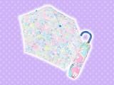 キキララ折畳傘(フラワー&フルーツ)