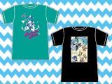 初音ミク 10周年記念Tシャツ