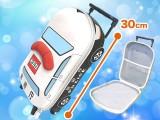 トミカ パトロールカー型キャリーバッグ