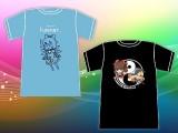 【セール台】東方Project 描き下ろしTシャツ