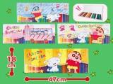 クレヨンしんちゃん50色色鉛筆