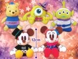 【セール台】ディズニー&ディズニー/ピクサーキャラクターズ ちびーず カラフルハロウィーンマスコット