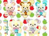 【セール台】Candy Teddy BearsリボンLMC