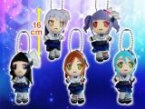 【セール台】BanG Dream!ガールズバンドパーティ!ぬいぐるみマスコット Roselia