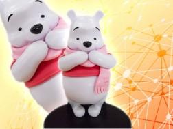 ディズニーキャラクターズ SUPREME COLLECTION -WINNIE THE POOH-WHITE ver.-