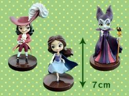 Disney Character Q posket petit -Villains Ⅱ-