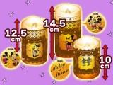 ミッキー&ミニー キャンドルライト3Pセット