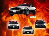 RC NISSAN GT-R ポリスカー2 1/20