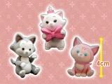 ディズニーキャラクター Cutte! Fluffy Puffy~Marie/Figaro/Dinah~