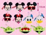 ディズニー emoji ポーチ