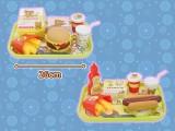 リラックマ ハッピーピクニック ファーストフードおもちゃセット