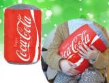 Cocacola ボルスタークッション