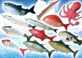 新プニプニ鮮魚ストラップ7