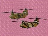 ソニック チヌーク(CH-47)