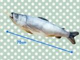 THE新巻鮭ぬいぐるみ