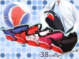 サメのボディバッグ【カラフル】
