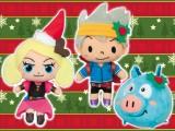 【セール台】スナックワールド クリスマスマスコット