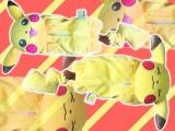 Pokemonlife with PIKACHU ぬいぐるみティッシュケース