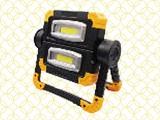 COB型LEDワークライト×2