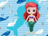 【セール台】CUICUI Disney Characters プレミアムDoll~Ariel~